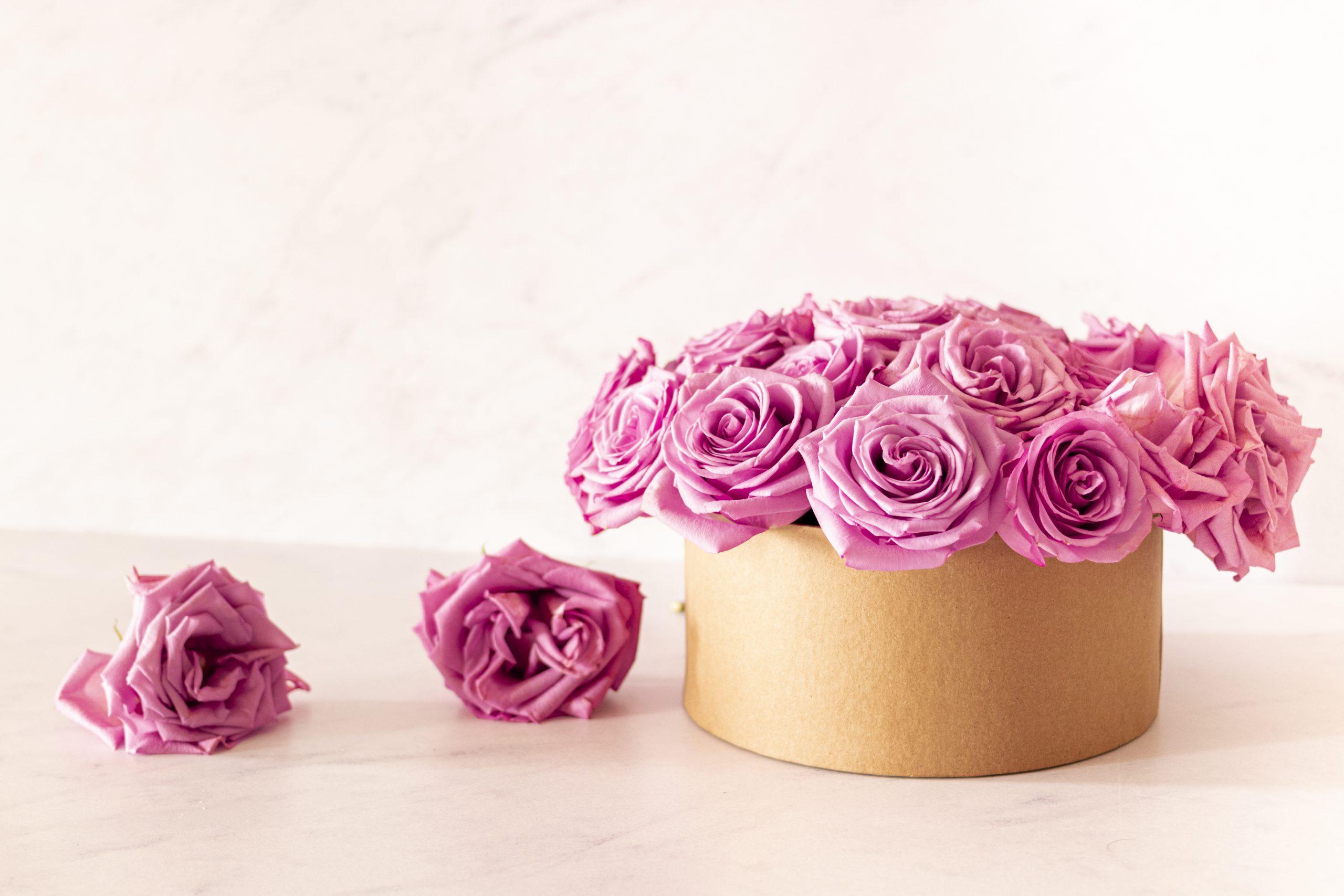 jak zrobić flowerbox